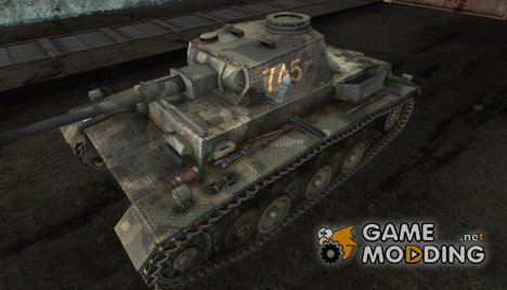 Шкурка для VK3001(H) для World of Tanks