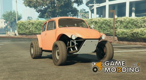 Volkswagen Beetle Baja Bug BETA для GTA 5