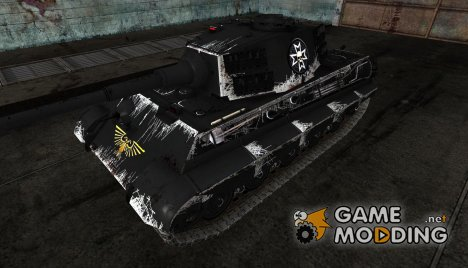 Шкурка для PzKpfw VIB Tiger II (По Вархаммеру) for World of Tanks