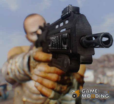 MP-7 for Fallout New Vegas