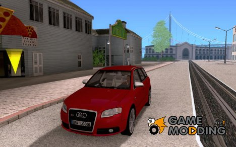 Audi S4 2005 avant v8.4 for GTA San Andreas