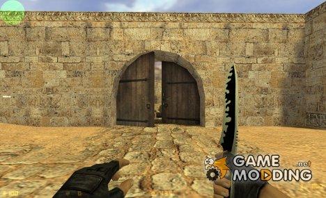 Cowy Knife для Counter-Strike 1.6