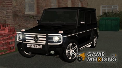Mercedes-Benz G55 AMG for GTA San Andreas