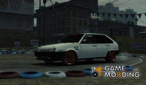 ВАЗ 2109i for GTA 4