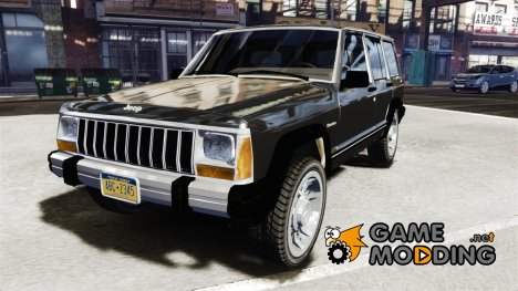 Jeep Cherokee 1992 for GTA 4
