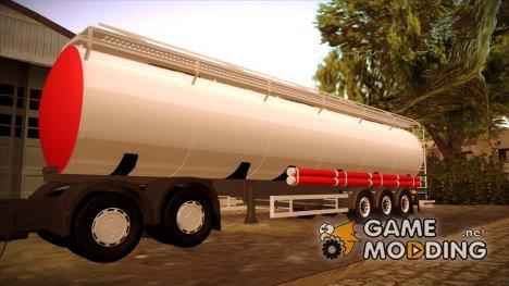 "Цистерна ""VanHool"" for GTA San Andreas"