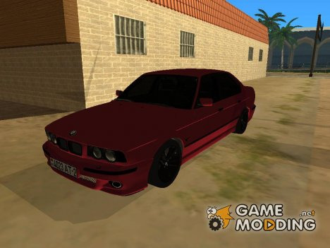 BMW 525I for GTA San Andreas