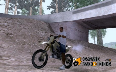 Bike of the MX vs ATV Reflex for GTA San Andreas