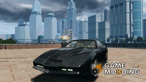 Knight Rider for GTA 4