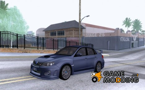 2011 Subaru Impreza WRX STi for GTA San Andreas