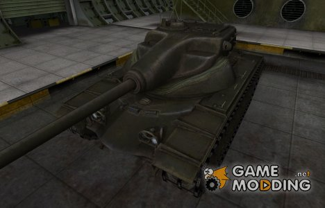 Шкурка для американского танка T54E1 for World of Tanks