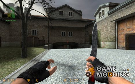 Dragon Stabber для Counter-Strike Source