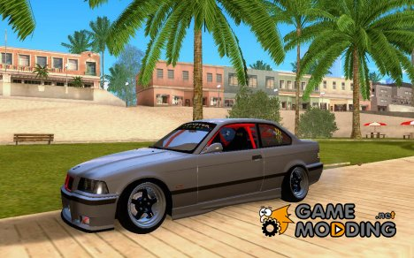 BMW E36 By Monster Energy для GTA San Andreas