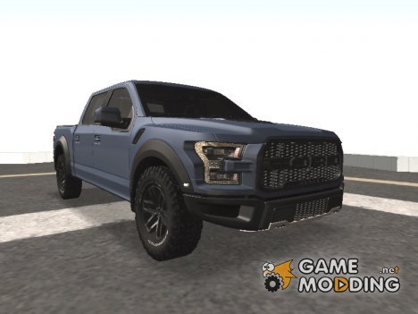 Ford Raptor 2017 for GTA San Andreas