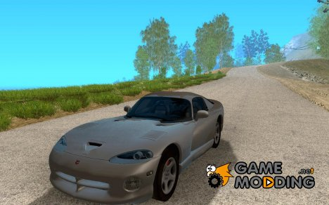Dodge Viper 1996 for GTA San Andreas