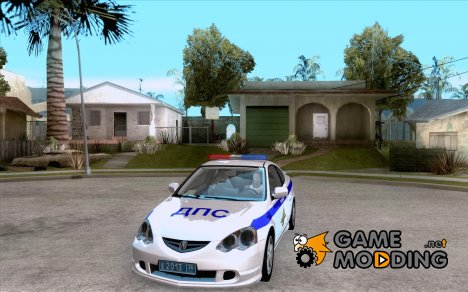 Acura RSX-S Полиция for GTA San Andreas