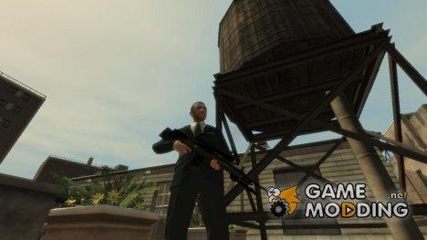 "Cнайперская винтовка ""M14 DMR"" for GTA 4"