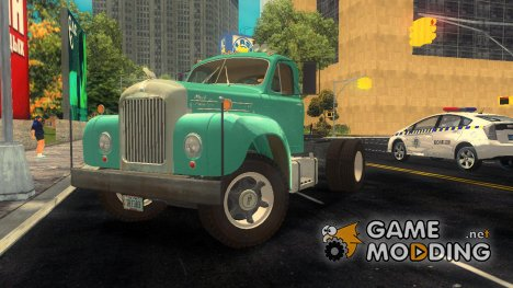 Mack B-61 Tractor 1953 for GTA 3