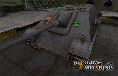 Зона пробития Jagdpanther для World of Tanks