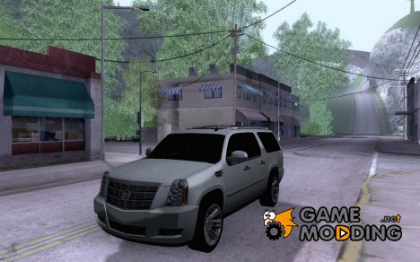 2013 Cadillac Escalade ESV platinum for GTA San Andreas