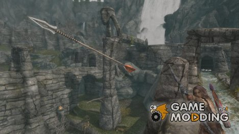 The Legend of Zelda - Fire Ice and Light Arrows for TES V Skyrim