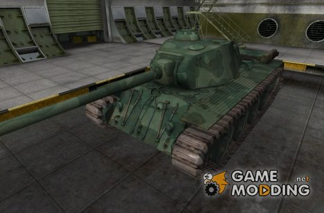 Шкурка для FCM 50 t для World of Tanks