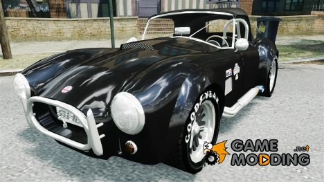 Shelby 427 Cobra '66 v2.0 for GTA 4