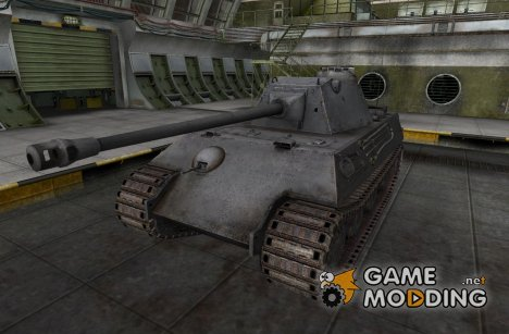 Ремоделинг для Panther II for World of Tanks