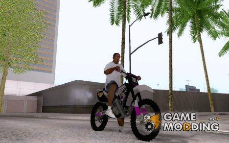 Pastrana Sanchez для GTA San Andreas