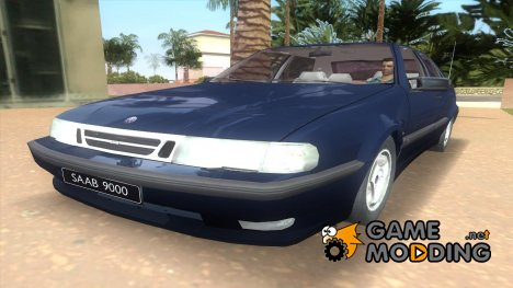 SAAB 9000 Anniversary v1.0 для GTA Vice City
