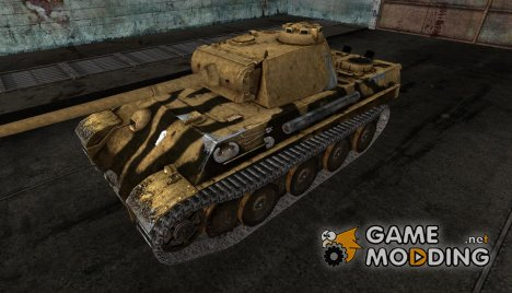 PzKpfw V Panther Dampier for World of Tanks