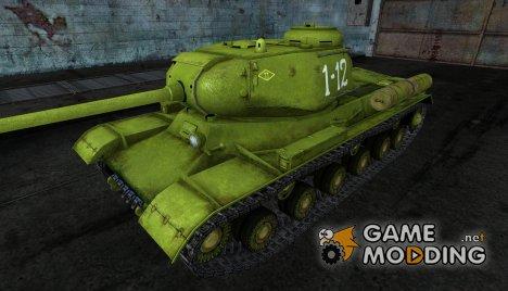Шкурка для ИС для World of Tanks