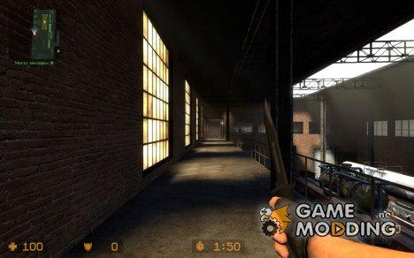 Ka-Bar (Black) для Counter-Strike Source