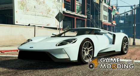 2017 Ford GT for GTA 5