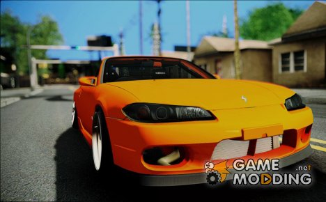 Nissan Silvia S15 Varietta for GTA San Andreas