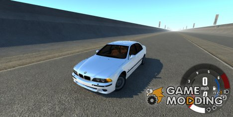 BMW M5 E39 for BeamNG.Drive