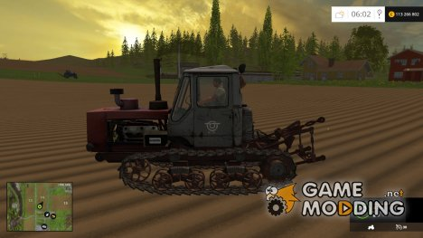 XTZ T 150 Crawler v1.0 for Farming Simulator 2015