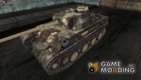 PzKpfw V Panther for World of Tanks