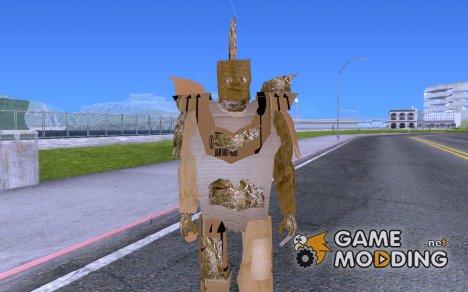 BoxMan (Карт-1) for GTA San Andreas