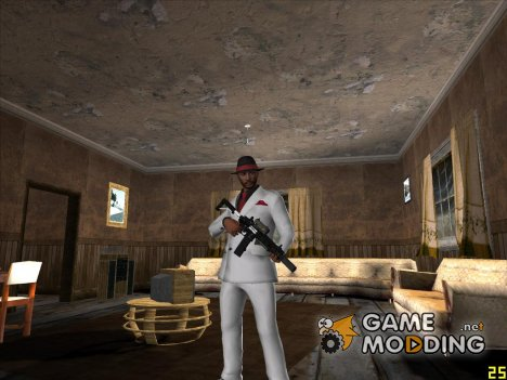 Skin GTA V Online для GTA San Andreas