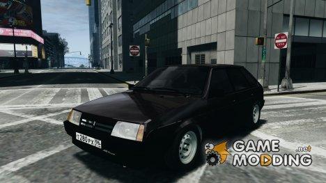 ВАЗ 2108 for GTA 4