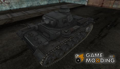 PzKpfw III 01 for World of Tanks