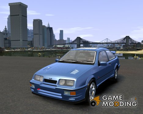Ford Sierra RS Cosworth v1 для GTA 4