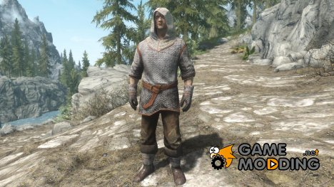 Chain Armor for TES V Skyrim
