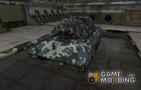 Немецкий танк E-100 для World of Tanks
