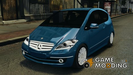 Mercedes-Benz A200 Turbo 2009 для GTA 4
