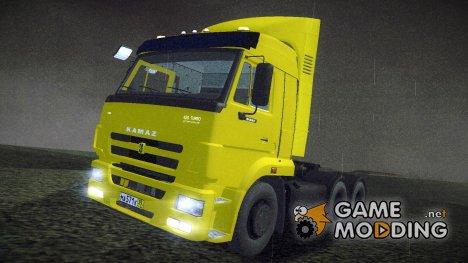КамАЗ 65116 для GTA San Andreas