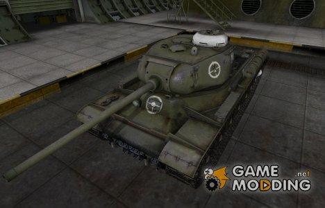 Зоны пробития контурные для ИС для World of Tanks