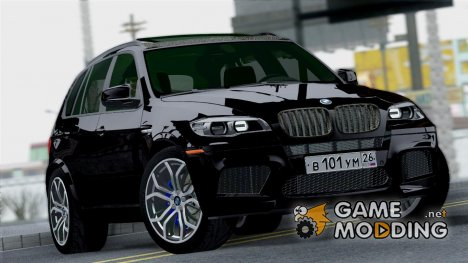 BMW X5M 2013г for GTA San Andreas