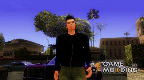 Claude HD for GTA San Andreas
